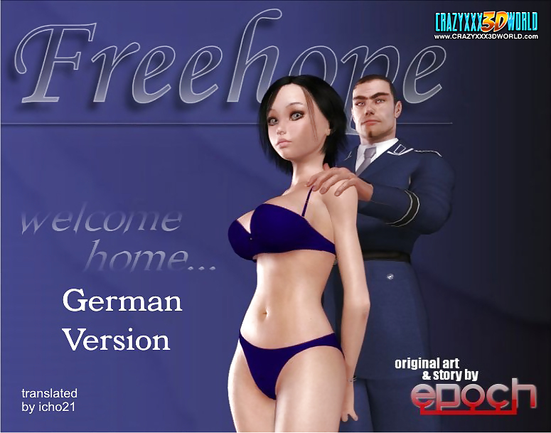 3d comic freehope episode 3 8