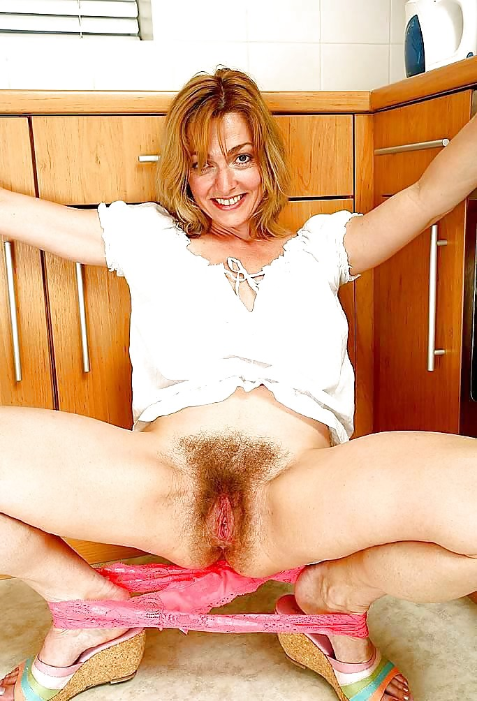 Cute Hairy Teen From 36